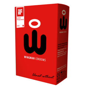 Wingman Kondomer 8 stk