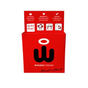 Wingman Kondom 3 stk