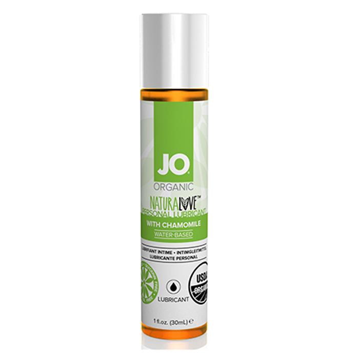 System JO, vandbaseret glidecreme 30 ml