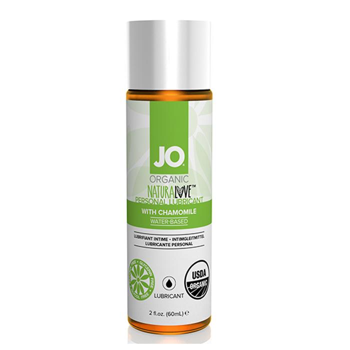 Økologisk glidecreme, Jo Organic 60 ml