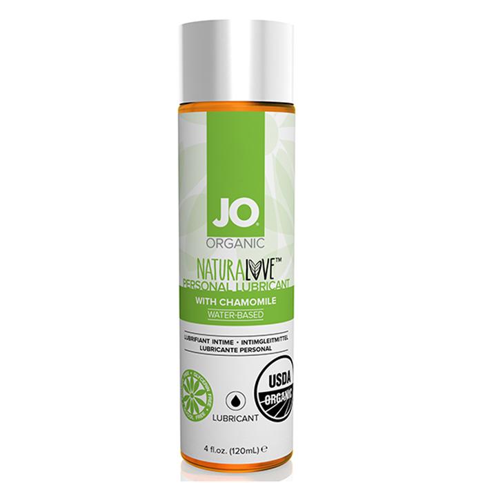 120 ml Økologisk Glide, JO Organic