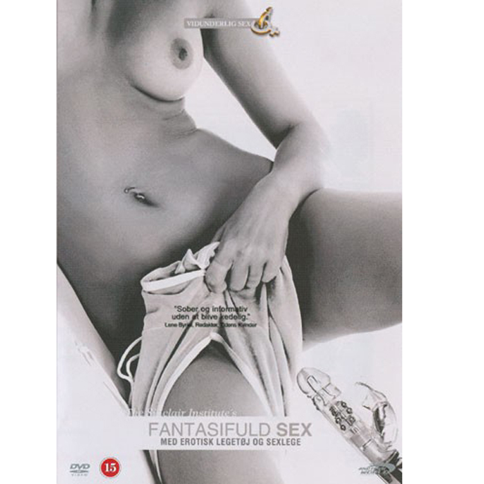 fantasifuld Sex - styrk dit seksualliv
