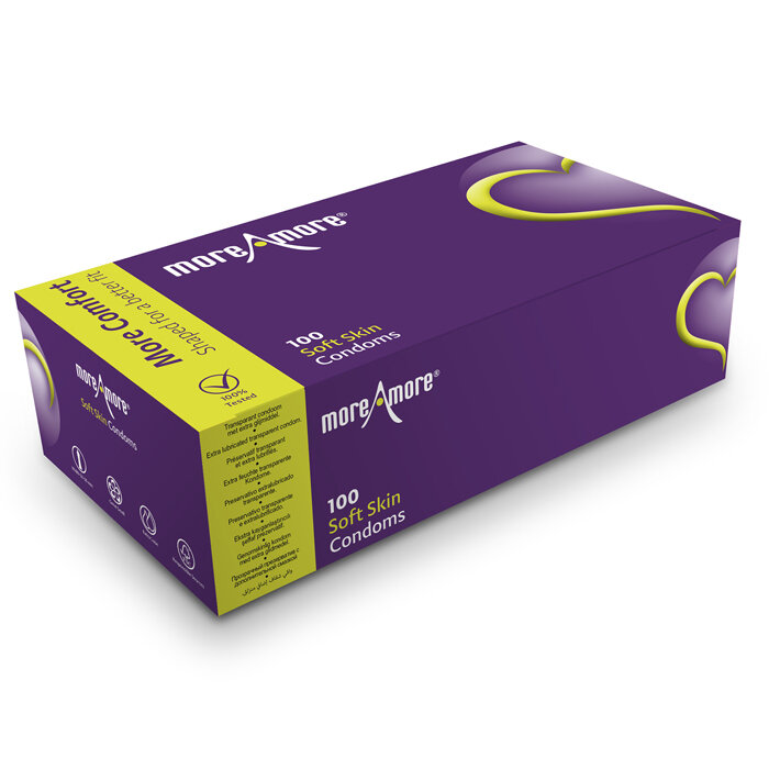 Comfort kondomer