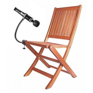 Justerbar holder for Massage apparat