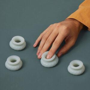 Ohnut Soft Buffer – sæt med 4 ringe