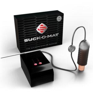 Suck-O-Mat – Masturbations Maskine med fjernbetjening