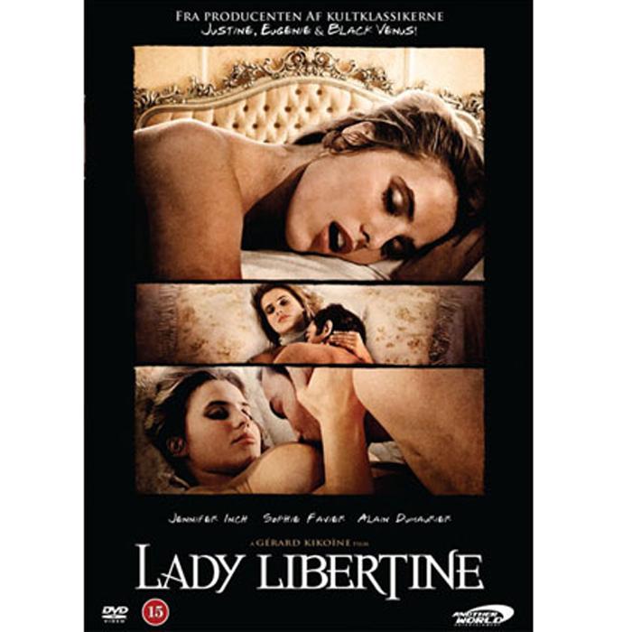 Lady Libertine DVD