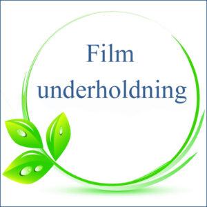 Film DVD, underholdning