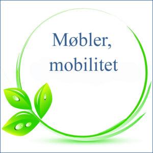 Møbler, mobilitet