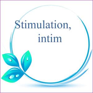 Stimulation, intim