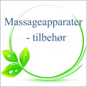 Tilbehør til Massageapparater