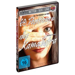 Erotisk film – 69 Positionen des Kamasutra