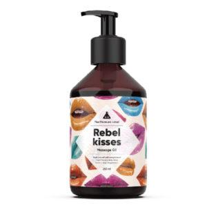 Massage Oil – Rebel Kissis 250 ml